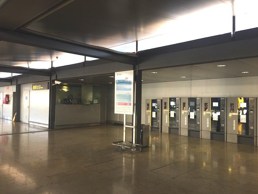 AENA Aeropuerto de Madrid-Barajas - Preferente T4 (módulos C-D)
