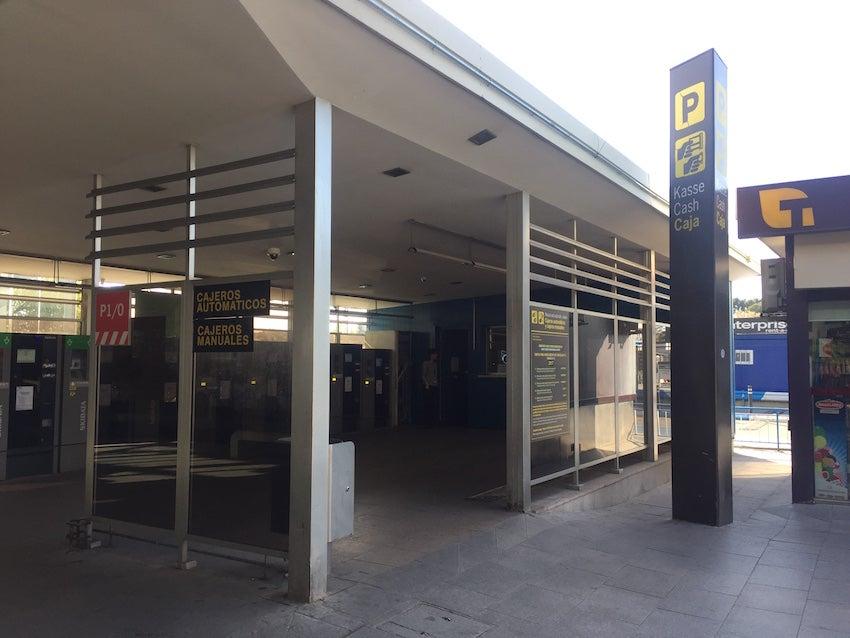 AENA Aeropuerto de Madrid-Barajas - General P1