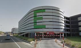 AENA Aeropuerto de Madrid-Barajas - General P4 (módulos A-B-E-F)