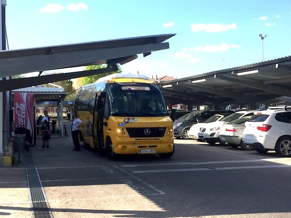 AENA Aeropuerto de Madrid-Barajas - Larga Estancia T1-T2-T3