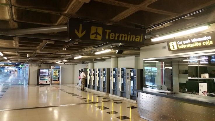 AENA Aeropuerto de Madrid-Barajas - General P2