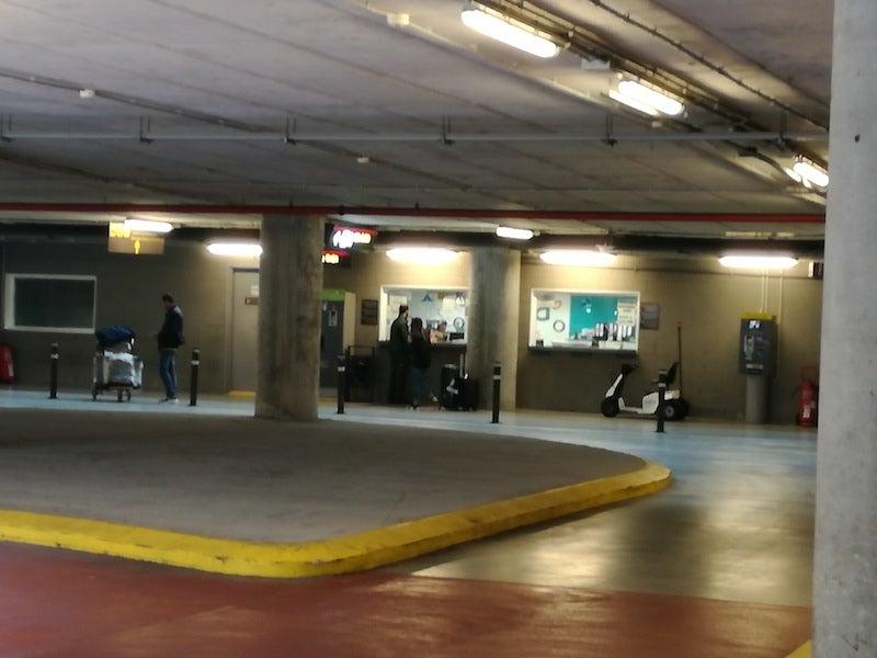 AENA Aeropuerto de Barcelona-El Prat - General T1