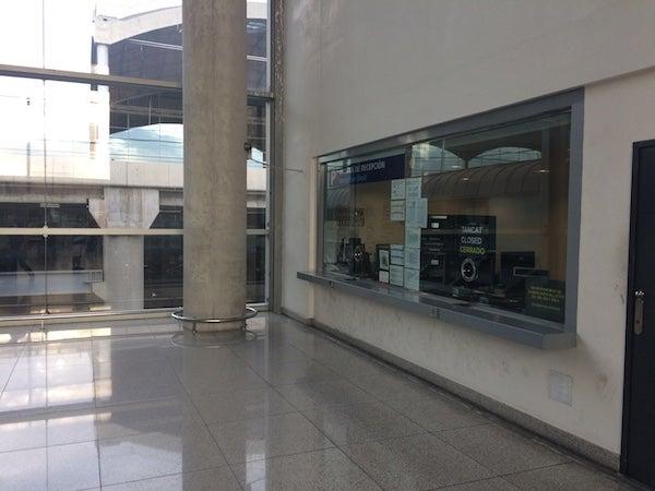 AENA Aeropuerto de Alicante-Elche - General P1