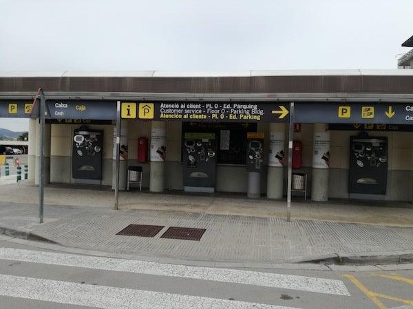 AENA Aeropuerto de Barcelona-El Prat - General T2