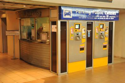 URBIS PARK Paris-Lyon Gare de Lyon