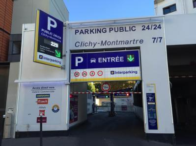 Car Park In 9 Rue Caulaincourt In Paris Parclick