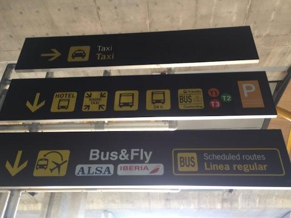 AENA Aeropuerto de Madrid-Barajas - Larga Estancia T4