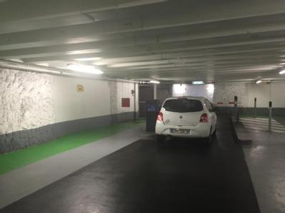 parking parking place maurice berteaux chatou. Black Bedroom Furniture Sets. Home Design Ideas