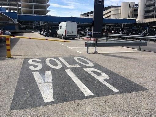 AENA Aeropuerto de Madrid-Barajas - VIP T2