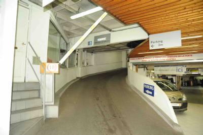 Garage Saint-Georges - 19e arr.