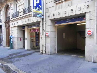 Marbeuf Champs-Elysées