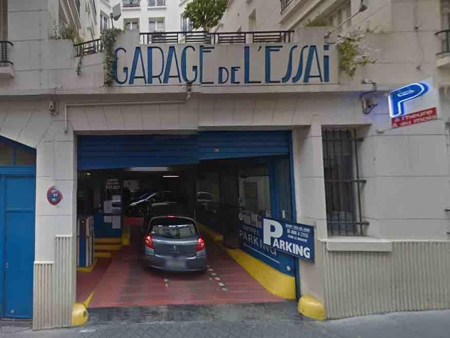 Garage de l'Essai