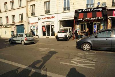 Parking parking 33 rue de reuilly garage du faubourg for Garage citroen nation paris 12