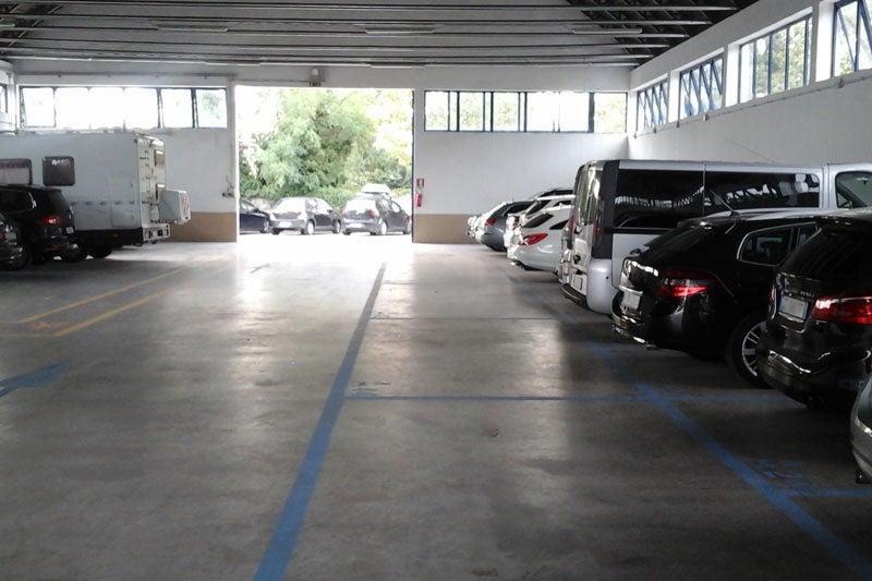 Venice Cruise Parking - Porto e Centro - Coperto