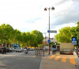 Parking parking 1 rue de la l gion trang re porte d 39 orl ans - Parking porte d orleans paris ...