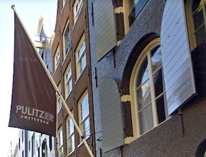 VALET PARKING - Hotel Pulitzer Amsterdam