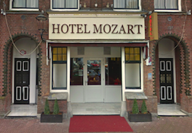 VALET PARKING - Hotel Mozart