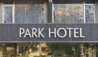 VALET PARKING - Park Hotel