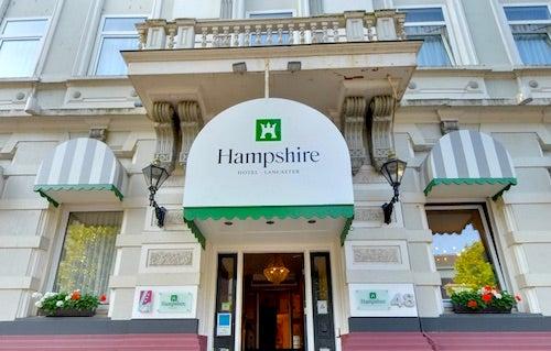 VALET PARKING - Hampshire Hotel Lancaster