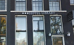VALET PARKING - Hotel Library Amsterdam