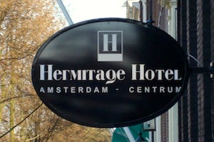 VALET PARKING - Hermitage Hotel Amsterdam City