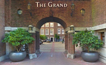 VALET PARKING - Hotel Sofitel Legend the Grand Amsterdam