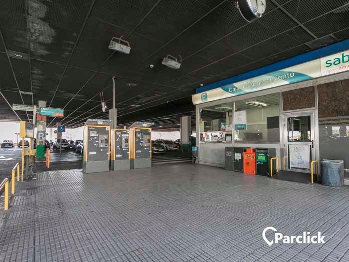 SABA Estación Chamartín