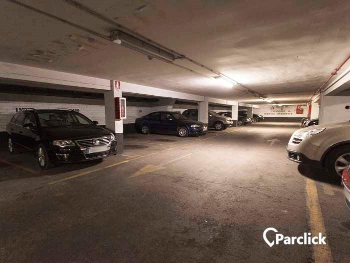 Parking Coslada (Avenida de América)
