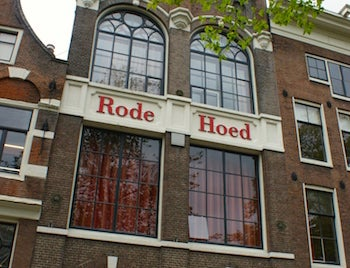 VALET PARKING - Theater de Rode Hoed