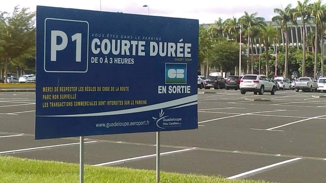 Aéroport de Guadeloupe P1