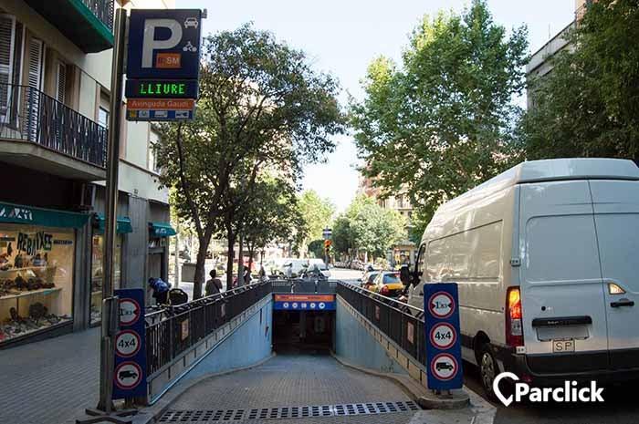 BSM Avenida Gaudí