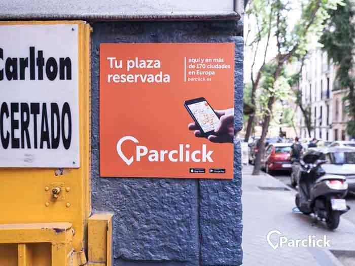 Garaje VIP Atocha