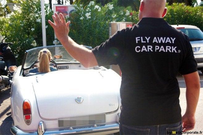 Fly Away Car Park Aéroport - Nice