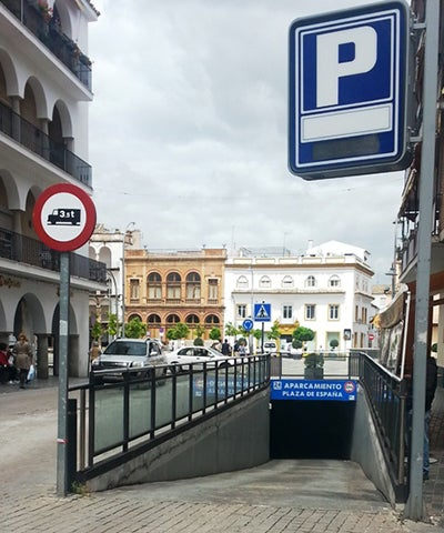 IC Plaza de España - Écija