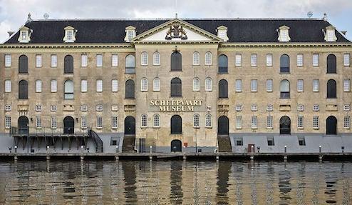 VALET PARKING - Scheepsvaartmuseum