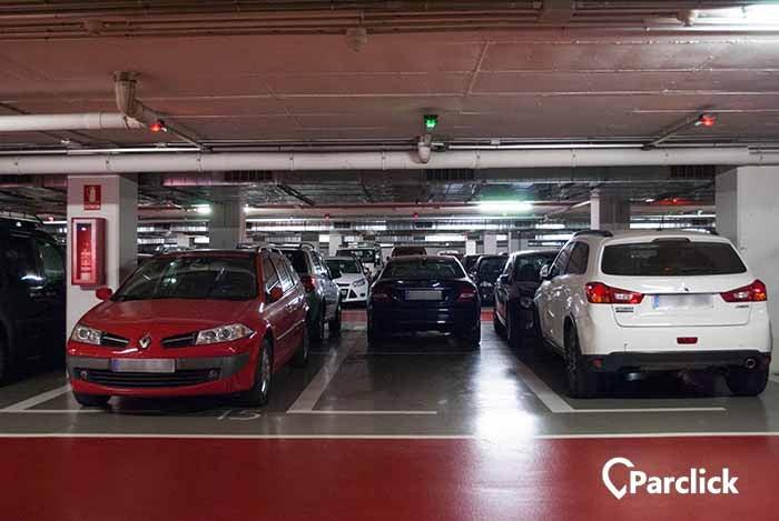 Book Car Parks In Barcelona