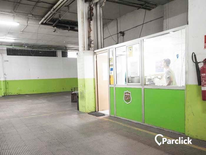 Garaje Premier Atocha