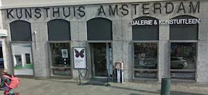 VALET PARKING - Kunsthuis Amsterdam