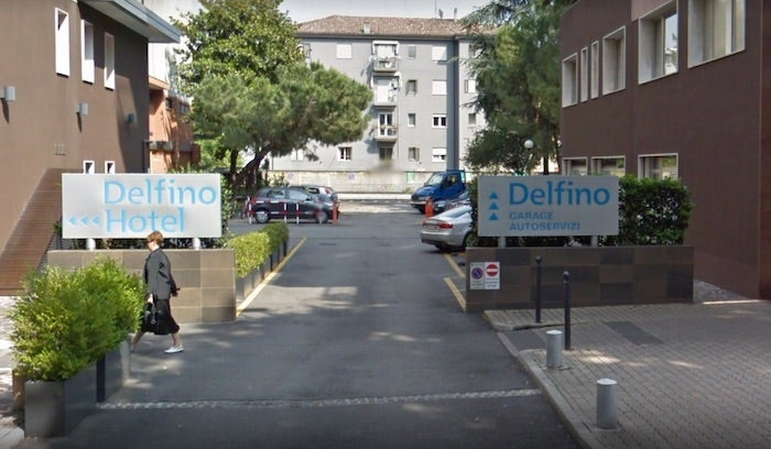 Delfino Autorimessa