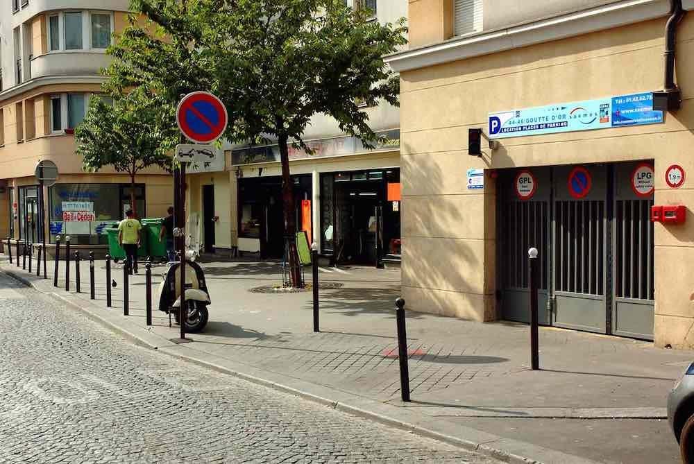 Goutte d'Or - Gare du Nord