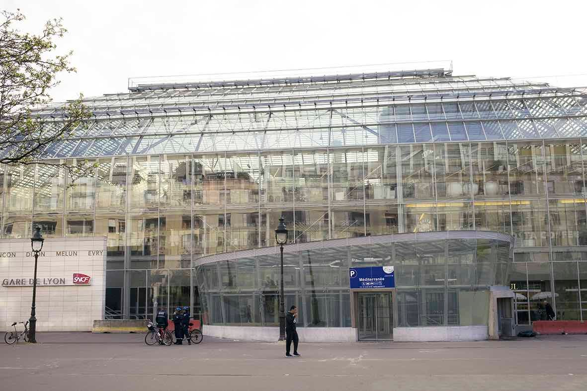 Méditerranée Gare de Lyon