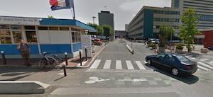 Parking Unu Rue Gustave Eiffel Creteil Hopital