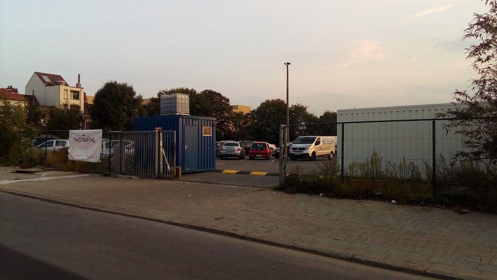 Times Parking Vilvoorde - Aéroport Bruxelles Zaventem