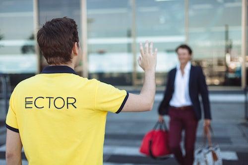 Aéroport Bordeaux ECTOR - Service Voiturier