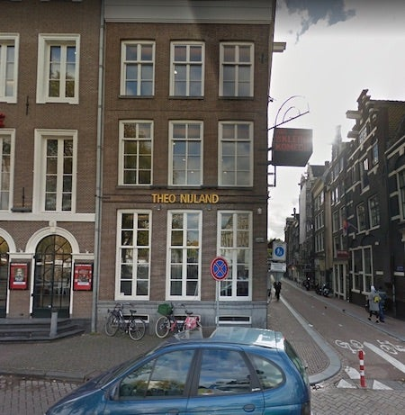 VALET PARKING - Amstel 56