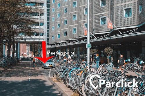 WeParc Valet - Amsterdam Centraal Station CS