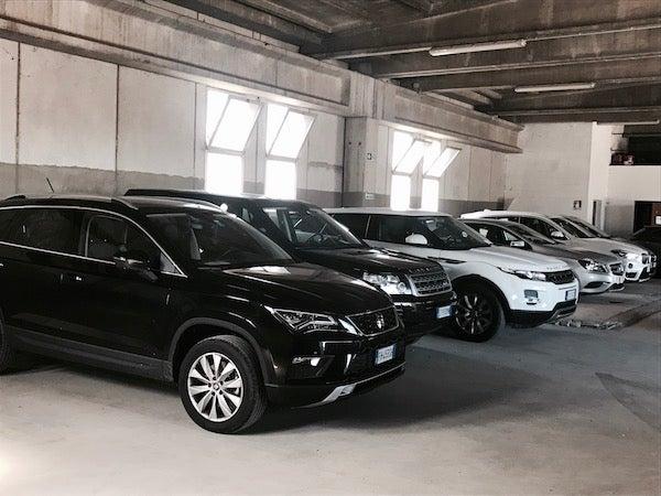 Malpensa Car Parking