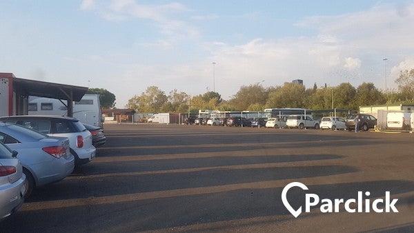 Car Park Aeroporto di Fiumicino - P&R - Coperto