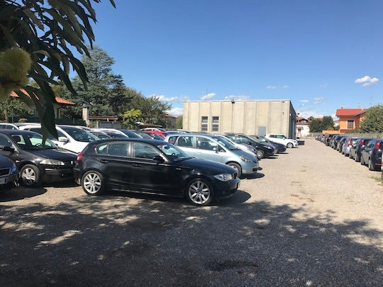 Malpensa Car Parking