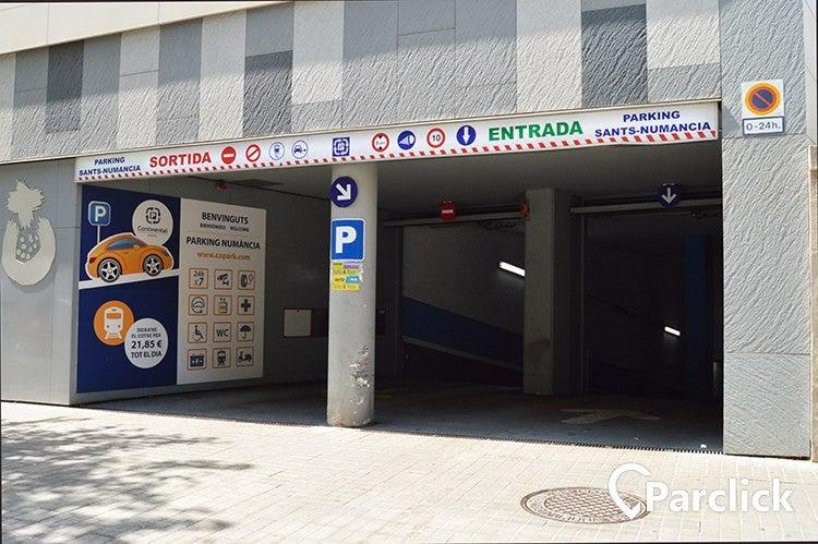 COPARK Sants-Numancia